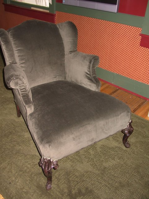 Long Chair After